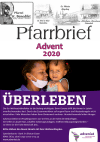 Pfarrei St. Benedikt: Titel Pfarrbrief Advent 2020